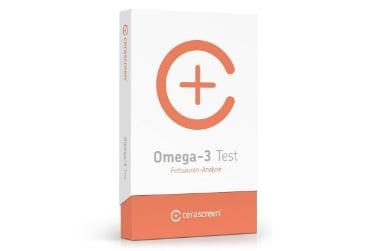 Bluttest für daheim: Omega 3