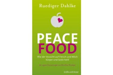 Buch Rüdiger Dahlke: Peace Food