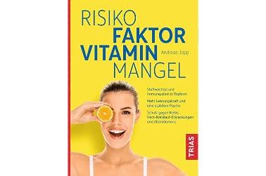 Buch Andreas Jopp: Risikofaktor Vitaminmangel
