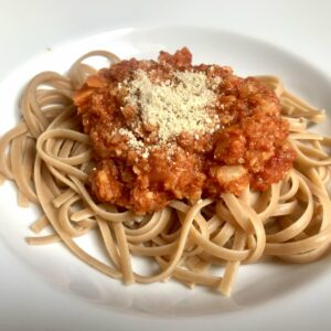 Tomatensoße Napoli vegan und einfach